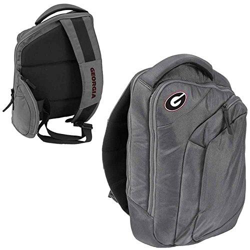 Georgia Game Changer Sling Backpack - Logo Sling Backpack