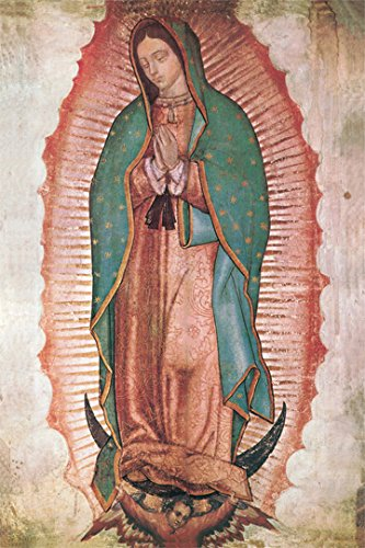 Guadalupe Figures - 3