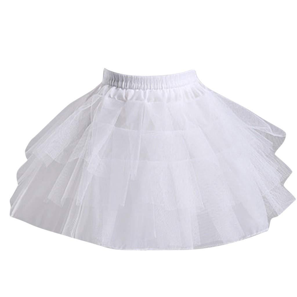 Tefamore Faldas de Tulle Falda Corta de Cancan de Las Mujeres ...