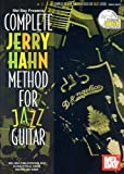 Complete Jerry Hahn Method for Jazz Guitar, Jerry Hahn, 0786668857