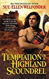 img - for Temptation of a Highland Scoundrel (Highland Warriors) book / textbook / text book