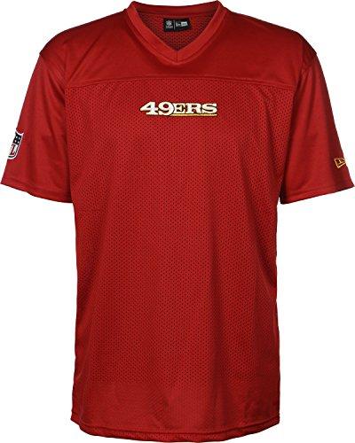 T New 49ers R O Era Nfl Af San Rosso F Franciso shirt SqwzUS