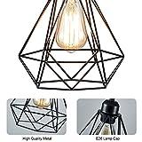 ZHU YAN Pendant Light,Retro Style,Vintage Loft