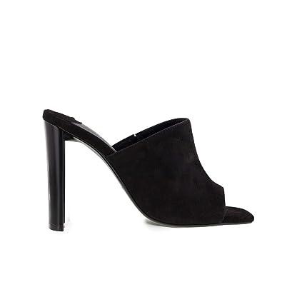 431a96c088aaf Tony Bianco Sara Mule Shoes - Open Toe Womens Sandals with Heels