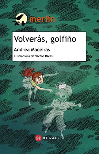 volveras-golfino-infantil-e-xuvenil-merlin-e-book-galician-edition