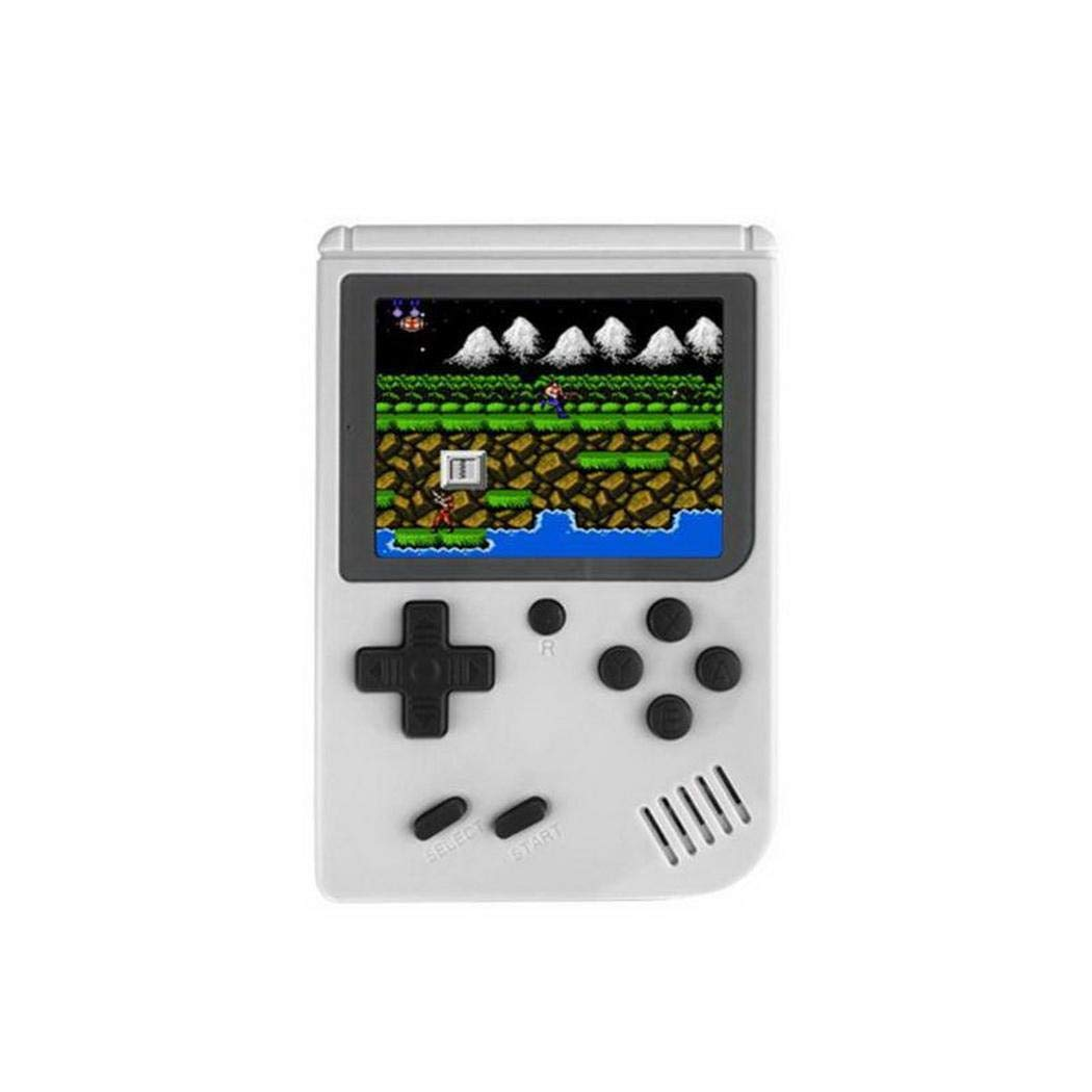 LEANO Portable Built-in 168 Games Mini Handheld Game Console Handheld Games by LEANO (Image #2)