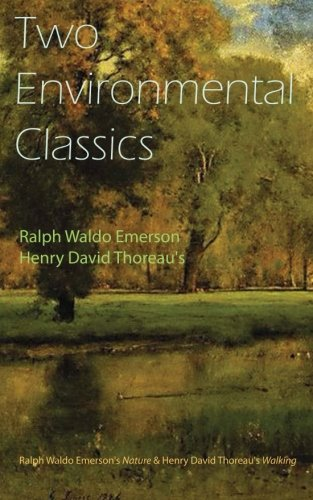 thoreaus walden emerson and into the Thoreau's main concern in walden is simplicity emerson's main concern in self-reliance is being true to one's inner calling regardless of what society says walden is an account of thoreau's.