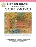 Diction Coach Arias For Soprano G. Schirmer Opera Anthology Bk/Audio Online (Diction Coach - G. Schirmer Opera Anthology)