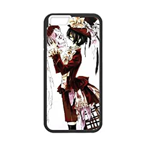 Black Butler iPhone 6 4.7 Inch Cell Phone Case Black present pp001_9827467