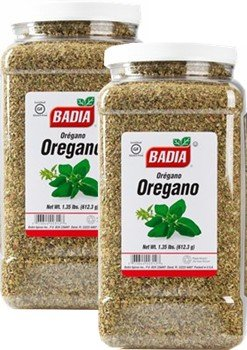 Badia Oregano Whole 1.35 lbs Pack of 2
