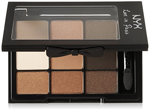 love paris eye shadow palette