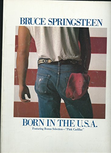 Bruce Springsteen : Born In The U.S.A. [Songbook] (Springsteen Bruce Songbook)
