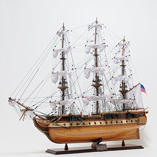 Uss Constitution Museum (USS Constitution Exclusive-Edition Wooden Ship Model)