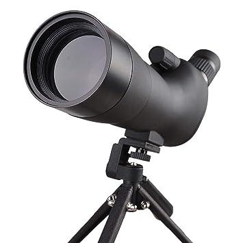 Telescopio monocular telescópico de nitrógeno 20-60X60, telescopio HD de Alta Aumento, telescopio