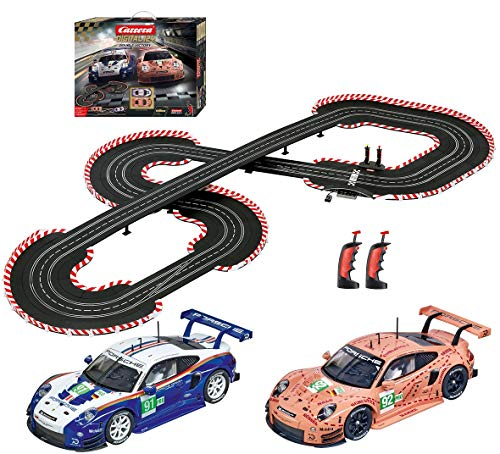 Carrera 20023628 Double Victory Digital 124 Slot Car Racing Track Set System 1:24 Scale from Carrera