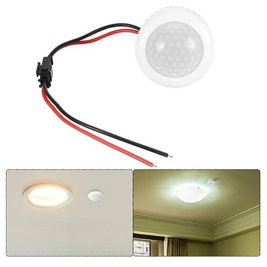 Smart Sensor de movimiento detector de interruptor 110 - 240 ...