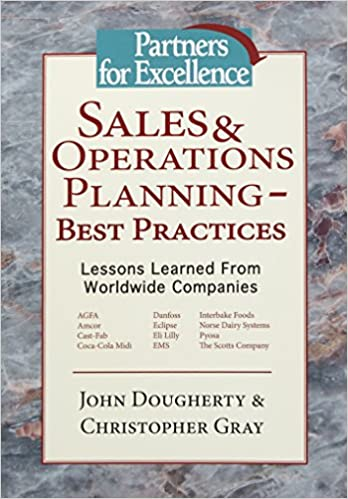 Sales & Operations Planning Best Practices