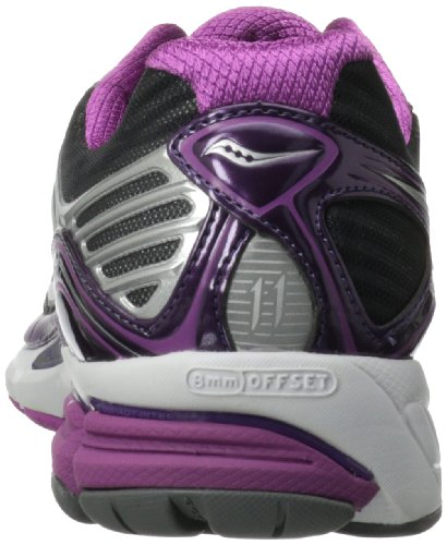 Purple Grey 11 Running Grey Saucony Shoe Women's Triumph Purple Cwq48Tg
