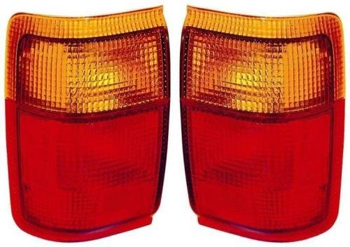 - Go-Parts PAIR/SET OE Replacement for 1993-1995 Toyota 4Runner Rear Tail Lights Lamps Assemblies/Lens / Cover - Left & Right (Driver & Passenger) for Toyota 4Runner