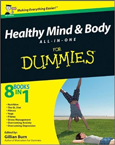 Book Healthy Mind and Body All-in-One For Dummies (January 24,2012)