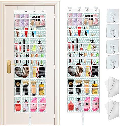 bathroom door organizer - 3