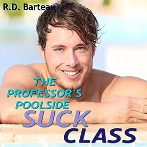The Professor's Poolside Suck Class Audiobook