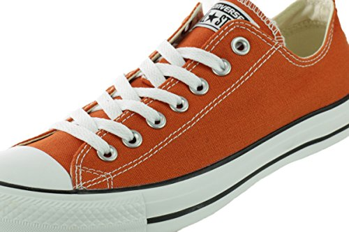 Converse Unisex Chuck Taylor All Star Ox Low Top Classic Roasted Carrot  Sneakers - 5 B a6acea64a