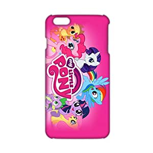 Evil-Store Pony spirits 3D Phone Case for iPhone 6 plus