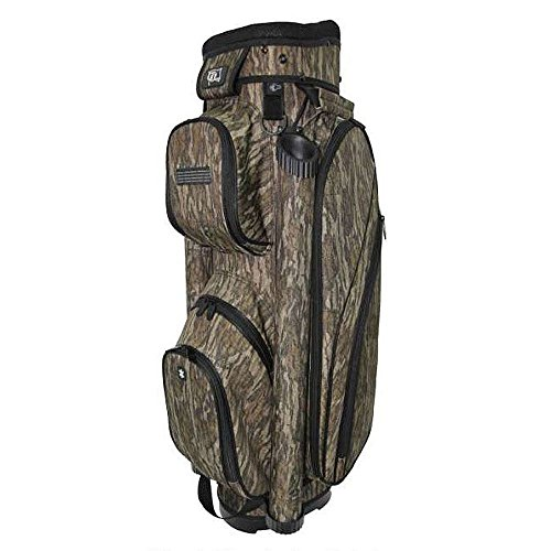 "RJ Sports EX-18 Deluxe Cart Bag, Bottomland, 9"""