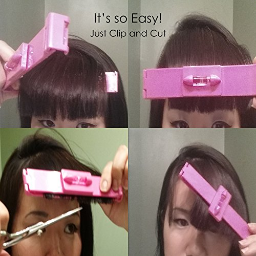 Bellesentials Hair Cutting Tool Cut Your Own Hair With