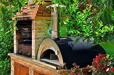 Wood Fired Pizza Oven - Nonno Lillo