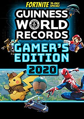 Top Selling Games 2020.Guinness World Records 2020 Gamer S Edition Guinness World