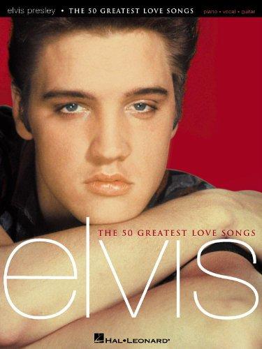 Partition : Presley Elvis 50 Greatest Love Songs P/V/G (Anglais) Partition – 22 août 2002 Elvis Presley Hal Leonard B00068426Y FBA_HL00306459