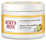 Best Eye Makeup Removers - Burts Bees eye makeup remover pads, 35 count Review