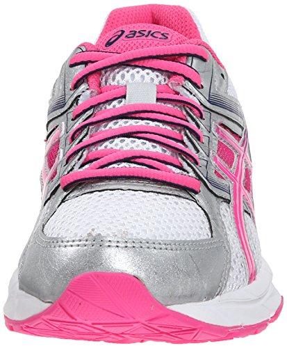 ASICS Womens Gel-Contend 3 Running Shoe White/Knock Out Pink/Indigo Blue g0iFVfc