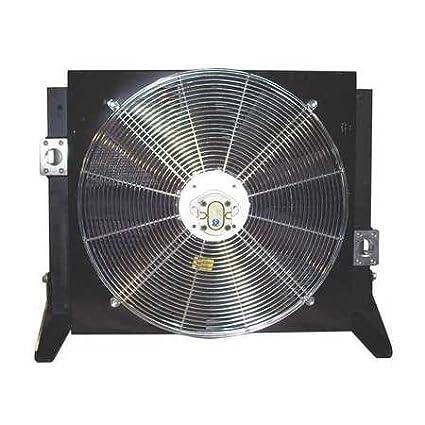 Oil Cooler, w/Hydraulic Motor, 20-200 GPM - - Amazon com