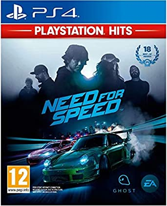 Amazon Com Need For Speed Ps4 Video Games