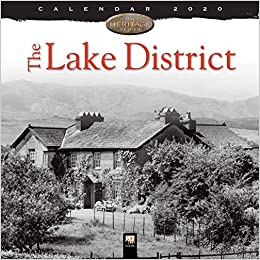District 51 Calendar 2020 Lake District Heritage Wall Calendar 2020 (Art Calendar): Flame