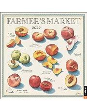 Farmer's Market 2022 Wall Calendar