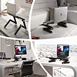 AOOU Cool Desk Laptop stand For Bed and Sofa, IPAD