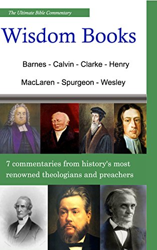 Download The Ultimate Commentary On The Wisdom Books: A Collective