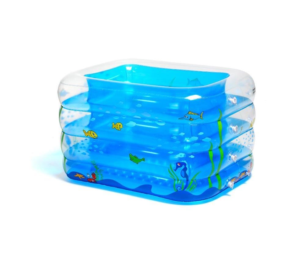 Inflatable Bathtub, Portable Folding Bathtub, Plastic Bath, Swimming Pool