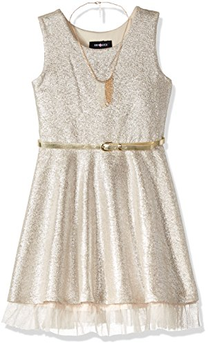 Amy Byer Girls Sparkle Flare