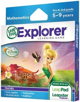 Amazon.com: Juego de aprendizaje LeapFrog Explorer: Disney ...