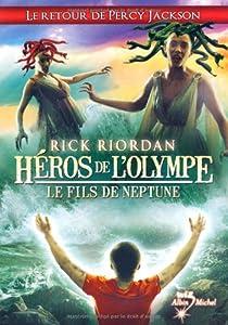 """Afficher """"Héros de l'Olympe n° 2<br /> Le Fils de Neptune"""""""