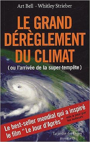 Livres gratuits à télécharger sur kindle fire Le Grand dérèglement du climat ePub