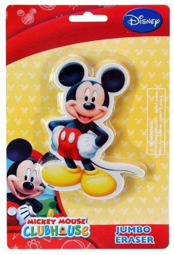 - Large Mickey Mouse Eraser - Jumbo Eraser