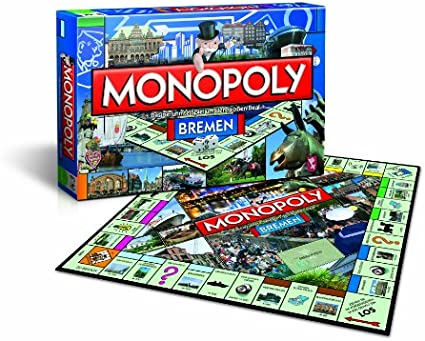 Monopoly Bremen: : Spielzeug