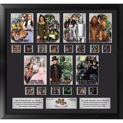 Wizard Of Oz Scene Setter (The Wizard Of Oz™ 75th Anniversary Limited Edition Character Montage)