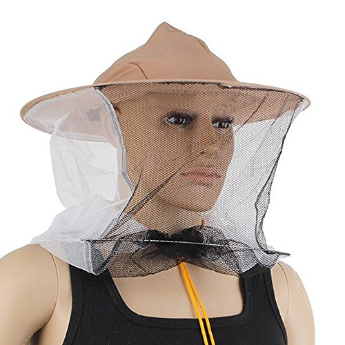 Hats Off Invites - Owfeel Bee Keeping Hat Beekeeping Face Mask Insect Camping Head Protection Net Mesh
